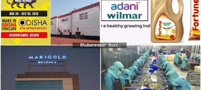 Make In Odisha proposals worth Rs 14K Crore cleared : Edible Oil Refinery, 3 star hotel, Shrimp processing unit etc