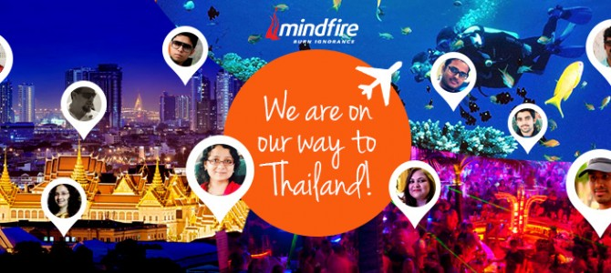 Bhubaneswar based Mindfire Solutions sends all employees on an All-expenses paid International vacation to Thailand