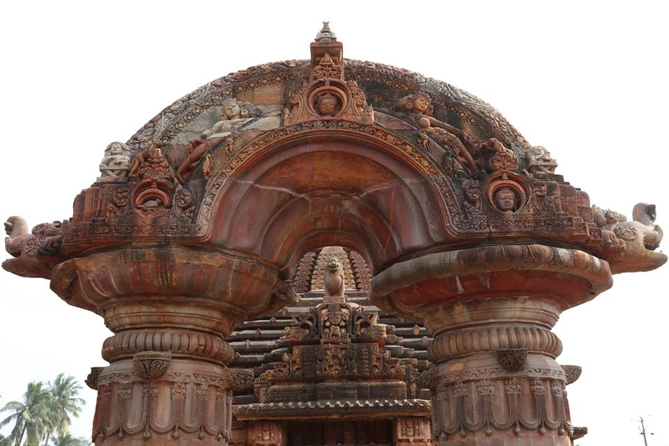 Mukteswar Temple bhubaneswar buzz sivakumar 3