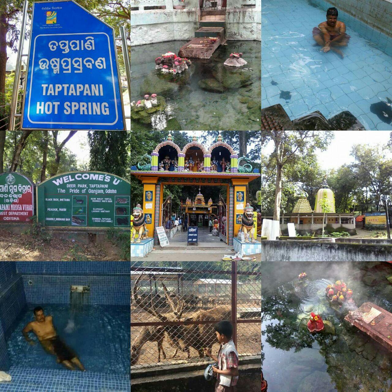 Odiapost hot spring travel destinations in odisha 1