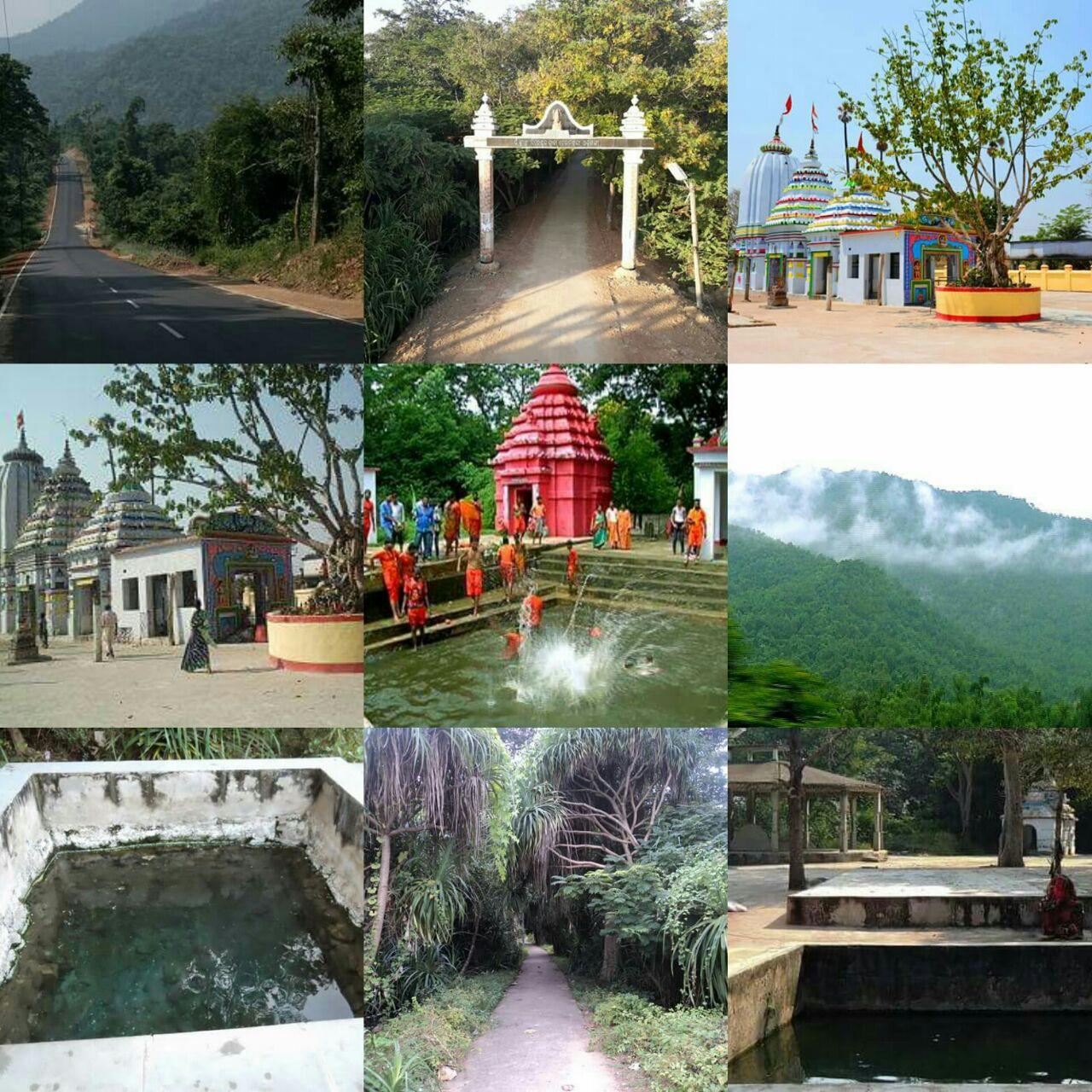 Odiapost hot spring travel destinations in odisha 4