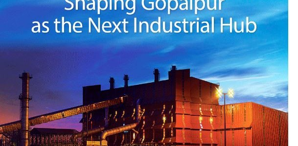Tata Steel in discussion with Foreign Companies for investment in its Gopalpur SEZ project