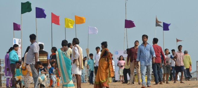 Two-Day Long Kite Festival Inaugurated At Gopalpur-On-Sea