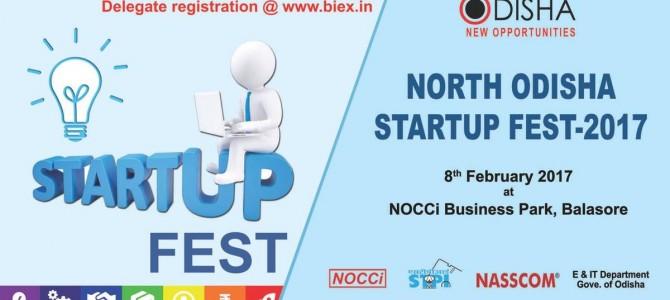 NOCCI Balasore all set to host North Odisha Startup Festival from 8th february
