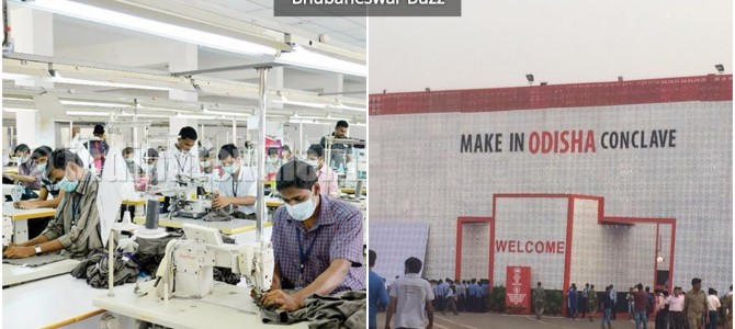Odisha Apparel Policy first of this type in India opens up avenues for Tirupur industrialists
