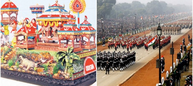 Republic Day Parade New Delhi : Odisha tableau to showcase Dola Jatra Festival