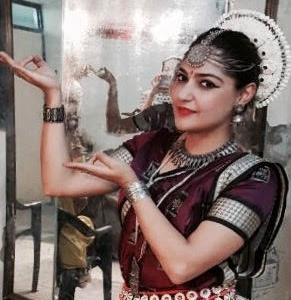 Tania Khosla Taneja to perform Saveri Pallavi (Odissi) on January 6th 2017 at the ongoing Cuttack Mahotsav