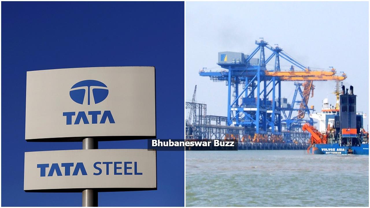 Tata steel subarnarekha port odisha