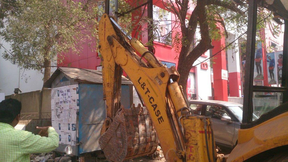 bhubaneswar pathway eviction
