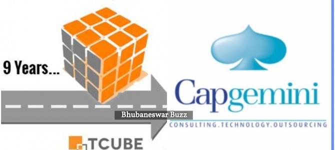 Consulting giant Capgemini closing on to acquire Bhubaneswar based software Firm TCube Solutions