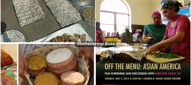 Being wowed by Odia Food Filmmaker Grace Lee to make a movie on Unique food of Odisha