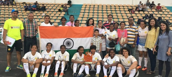 'It's rugby, what boys play Girls aren't cut out for it' said her coach for Laxmi now Indian National Rugby Player from Odisha