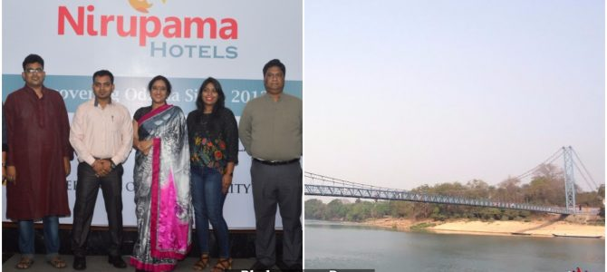 An attempt to promote Lesser Known Destinations of Odisha by Nirupama Hotels