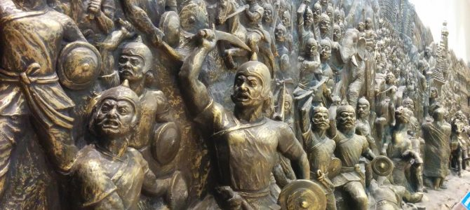 Center all set to celebrate Paika Rebellion in Odisha in a big way : many claim was the first war of independence in 1817