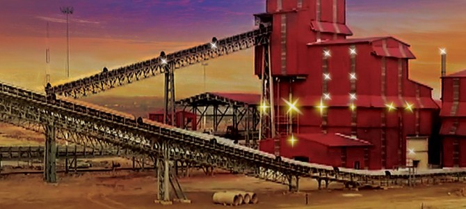 First Greenfield Ferrochrome plant of Tata Steel starts production in Odisha