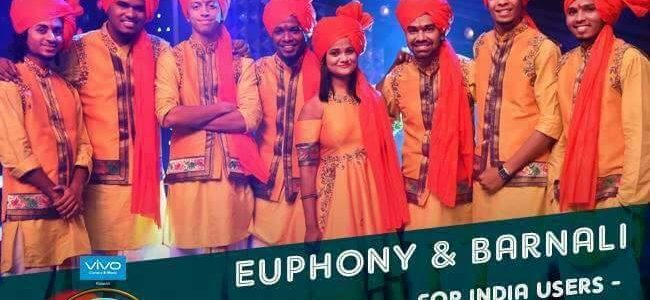 Barnali Hota of Bhubaneswar along with Euphony is now in Finals of Dil Hai Hindustani of Star Plus
