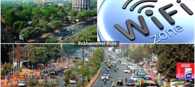 Bhubaneswar city wide Wifi project on Track, first phase to have 1800 access points at different parts of city