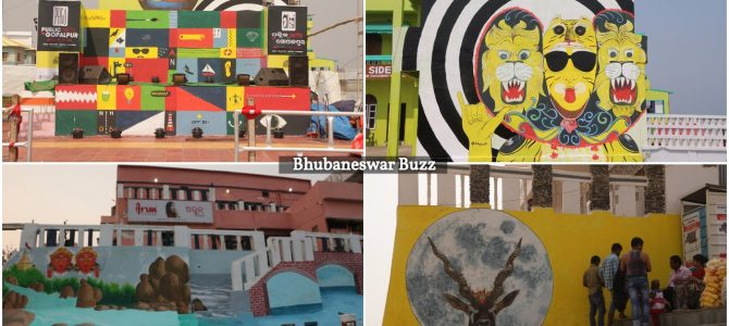 #PAGo : An attempt to transform beach town Gopalpur into Art Town, don't miss the photos here