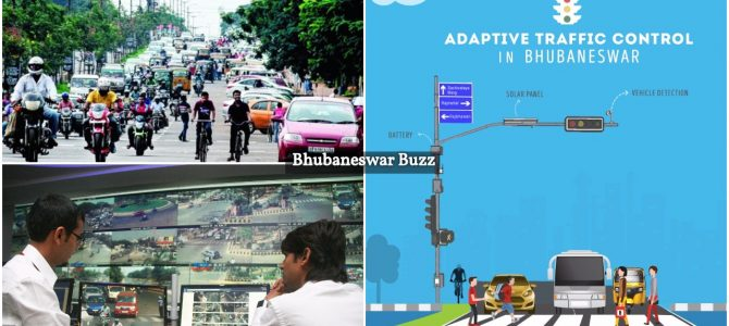 Work on Intelligent Traffic Management System starts in 5 locations in Bhubaneswar, to be complete by September