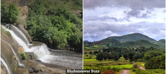 Finally some measures to improve Tourism in Koraput : Rathibali waterfall near Deomali will get some attention