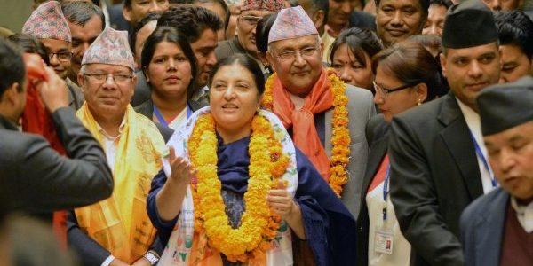 Nepal President Bidya Devi Bhandari on her first trip to India plans to visit Odisha