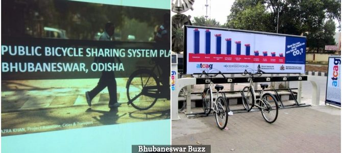 Bhubaneswar gets closer to launch bicycle sharing program, around 1200 cycles in 120 spots