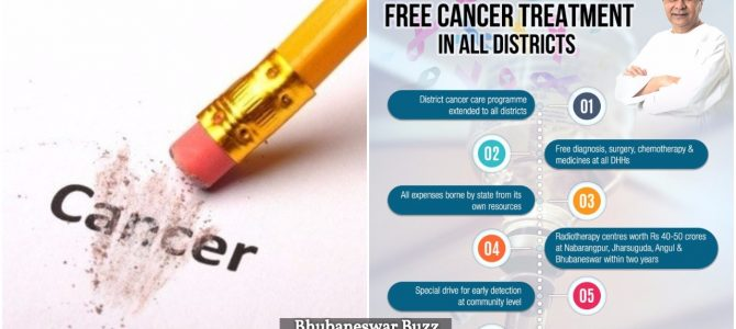 Odisha extends free cancer treatment to all districts