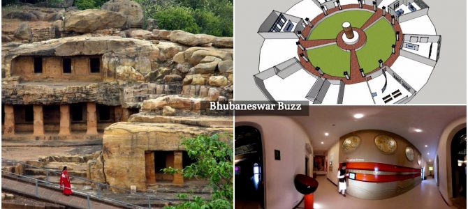 Interpretation Center at Khandagiri Caves will be called Eternal Gandhi Peace Center, part of building Gandhi circuits in Odisha