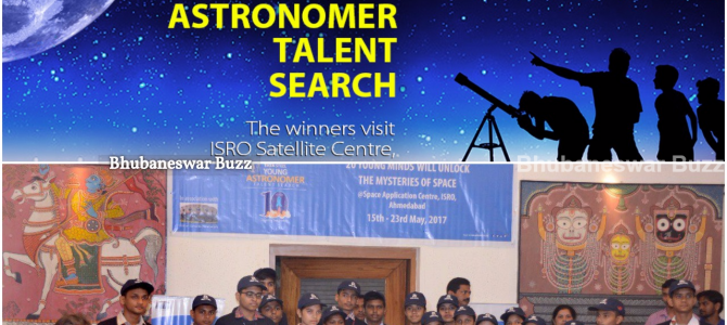 20 young astronomers from Odisha all set to visit ISRO Ahmedabad Space Application Centre