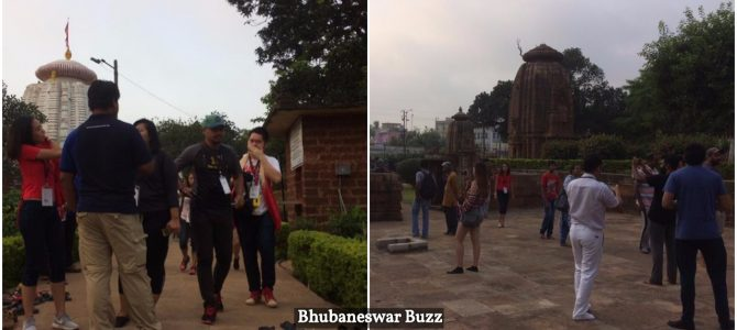 Crew members of AirAsia and media personnel from Malaysia wowed by Old Town heritage walk