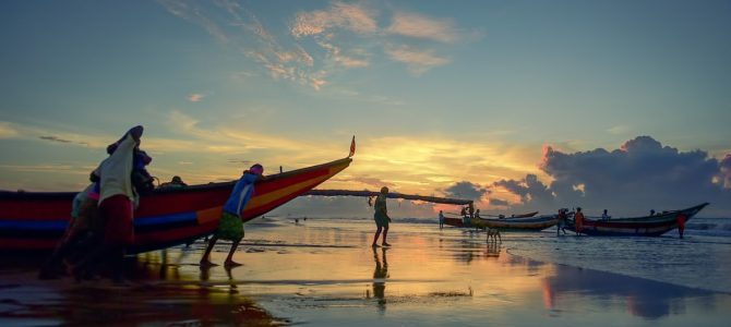 Beach Hopping in Odisha : Article by Uttara Gangopadhyay in Outlook Travellers