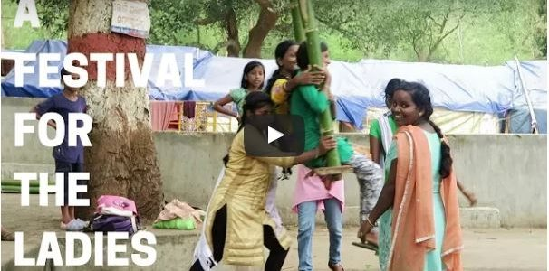 Raja Parba : Team JustVish is back with an awesome video on Raja Festival of Odisha, do check out