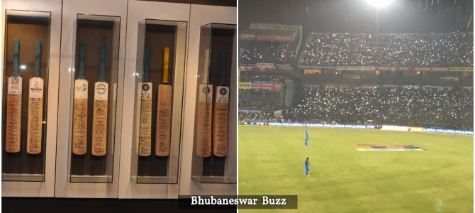 A cricket museum by Saroj Ranjan in Cuttack is attracting fans in Odisha, heard about it yet?