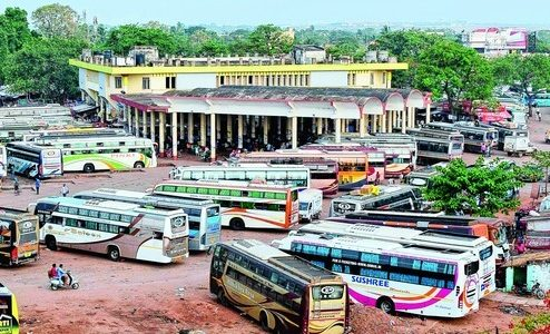 Finally BDA decides to hire a design consultant for redesigning Baramunda Bus Stand