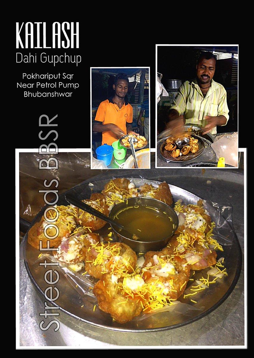 Famous Street Food In Bhubaneswar