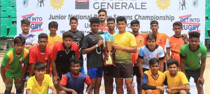 Junior Nationals Rugby Sevens Championship : Defending champs Odisha boys and girls team dominate