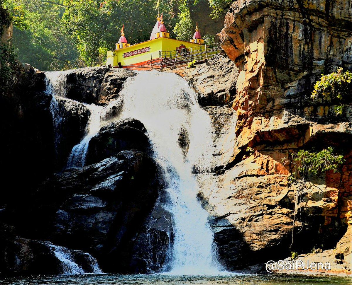 Devkund waterfall sai p jena 1 - Bhubaneswar Buzz