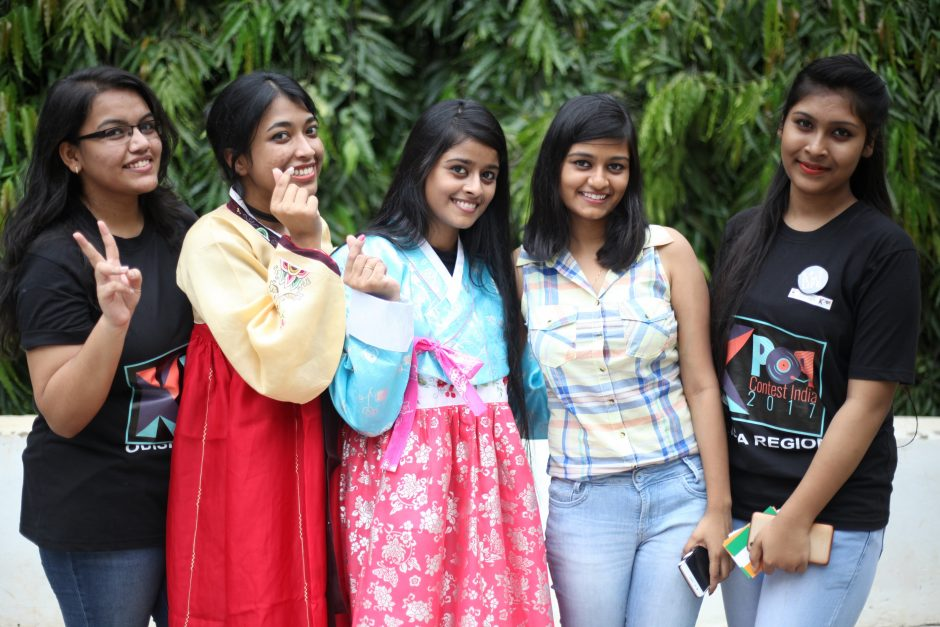 Bhubaneswar hosted its first ever K-Pop Contest on 5th July