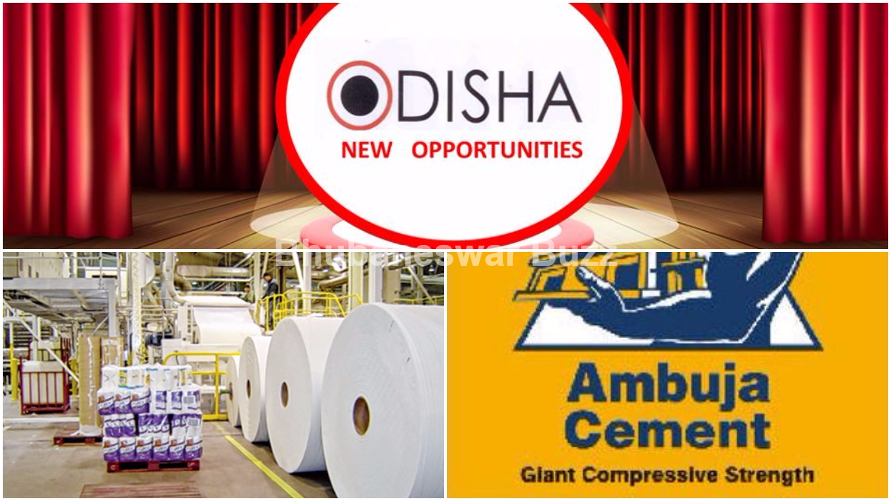 Ambuja Cements Project and Emami Paper Mills Expansion