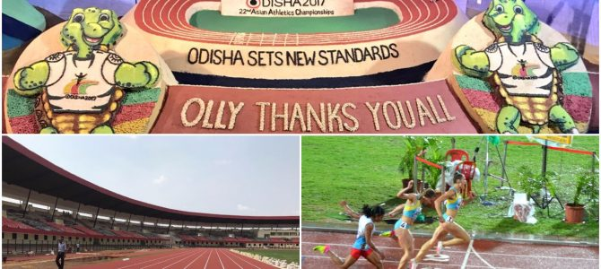 Asian Athletics Championships Over : CM announces Kalinga International Sports City in bhubaneswar