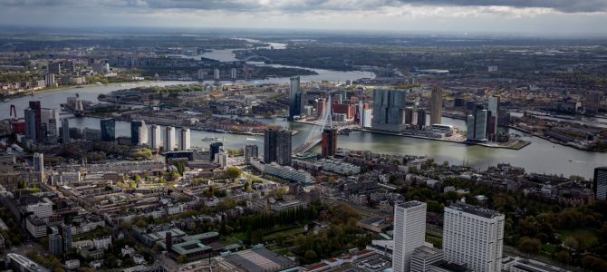 Can Rotterdam be An Inspiration of Innovation for Bhubaneswar in Monsoon : Blog by Dr Piyush Rout