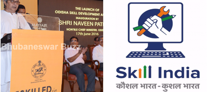Skilled in Odisha gets a pat from Center: Odisha recognized for best-performing State in Skill development
