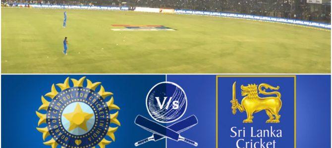 Bali Jatra pushed the date for International Cricket, instead of Nov now India Srilanka T20 in December