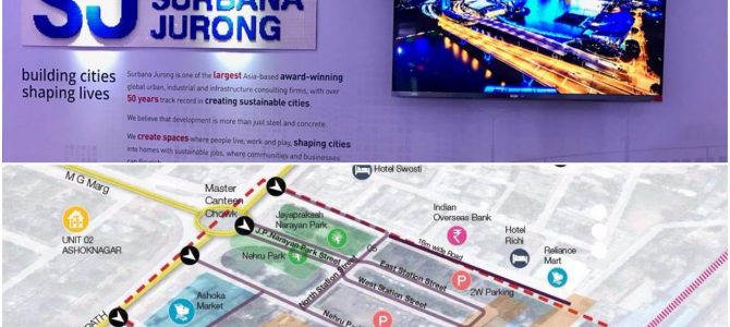 Singapore based Infrastructure Consultancy Surbana Jurong will design Bhubaneswar Town Centre