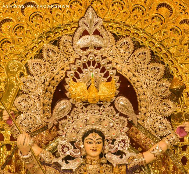 College Sq Durga Puja Cuttack Ashwas 2017 3 Bhubaneswar Buzz