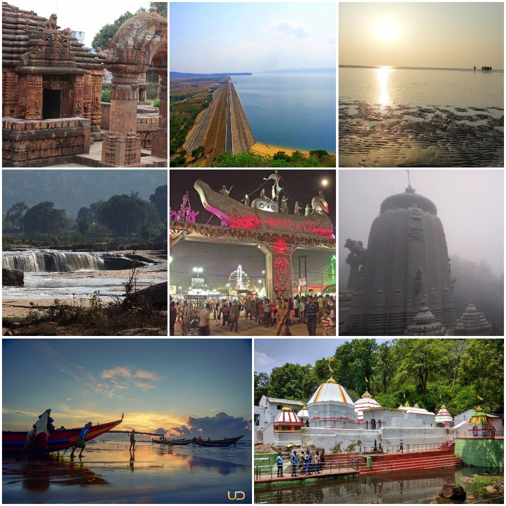 How much do you know about all Districts Of Odisha? A beautiful