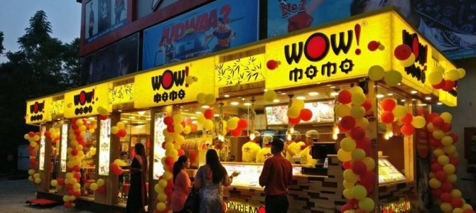 Kolkata based branded Momo chain Wow! Momo Starts in Bhubaneswar