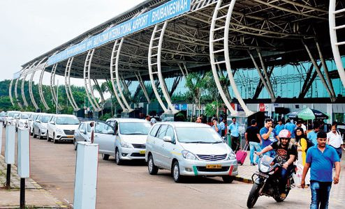 Bhubaneswar airport all set to get third terminal and the Centre has decided to start work it from July next year