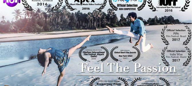Award winning Odia filmmaker Biswanath hits Century in International Film Festival Accolades
