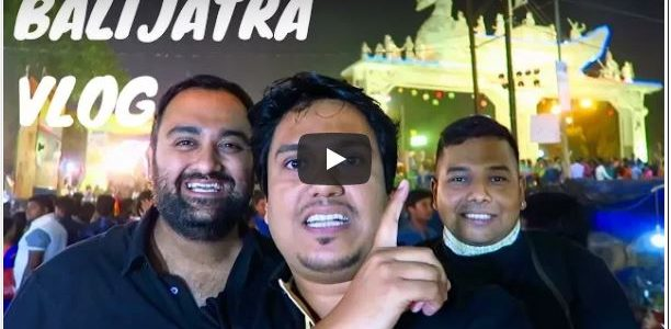 An awesome coverage of BaliJatra in Cuttack by JustVish : check out the video